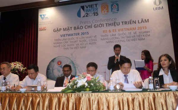 UBM Asean Họp báo giới thiệu triển lãm tại Hà Nội