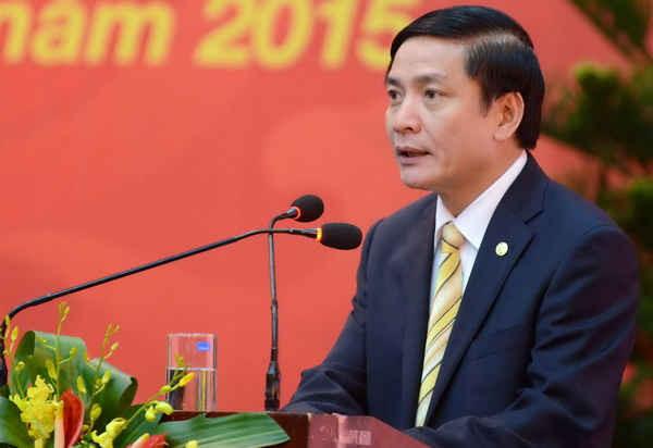 Ông Bùi Văn Cường - Bí thư Đảng đoàn Tổng Liên đoàn Lao động Việt Nam