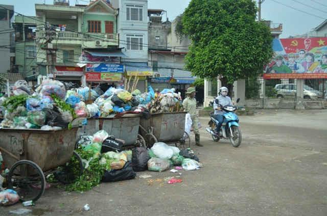 Sau 10 năm triển khai, dự án phân loại rác tại nguồn 3R không đạt được kết quả mong đợi