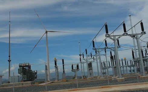 Nhà máy điện gió Phú Lạc giai đoạn 1 có tổng công suất 24 MW sẽ khánh thành