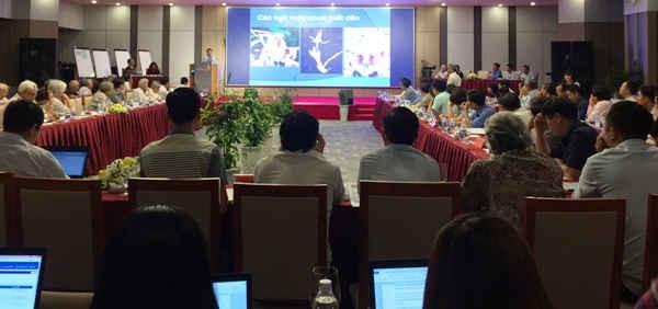 """Hội thảo """"Bảo tồn và phát triển bền vững hệ sinh thái tự nhiên Bán đảo Sơn Trà"""""""