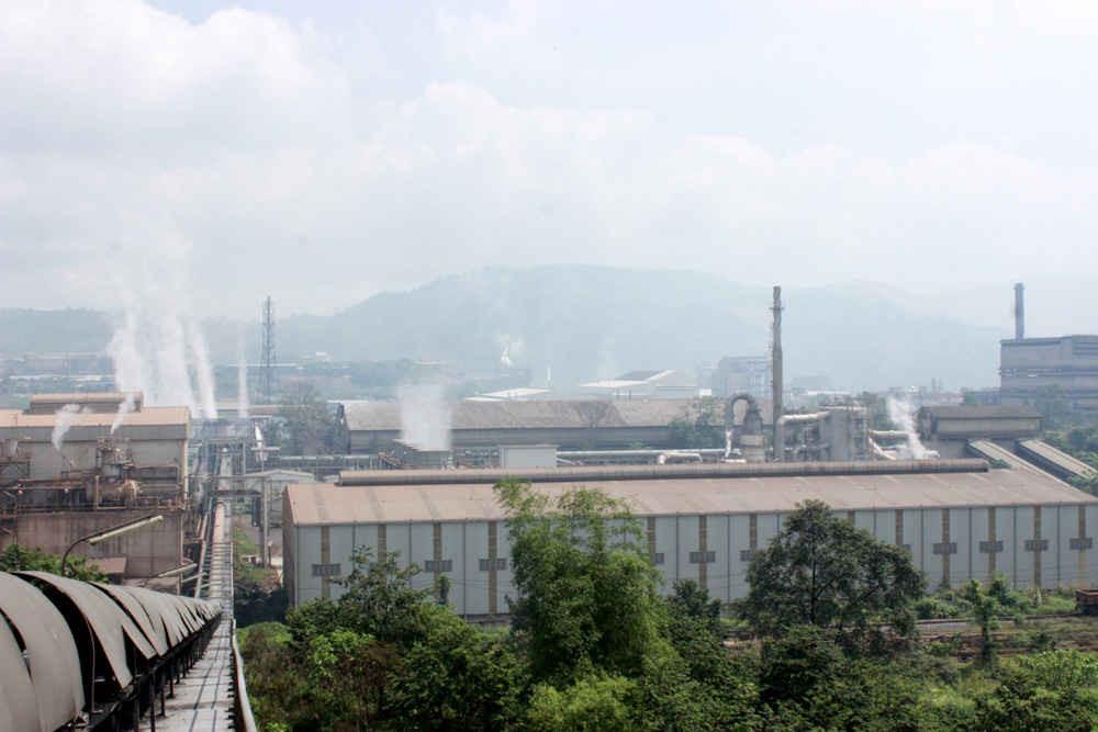 KCN Tằng Loỏng đang gây ô nhiễm môi trường nghiêm trọng