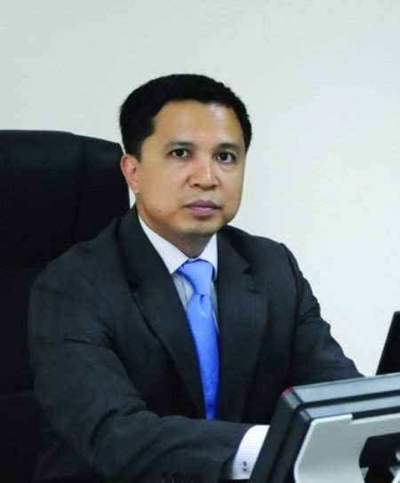 Ông Phạm Phú Bình, Vụ trưởng Vụ Hợp tác quốc tế, Bộ TN&MT