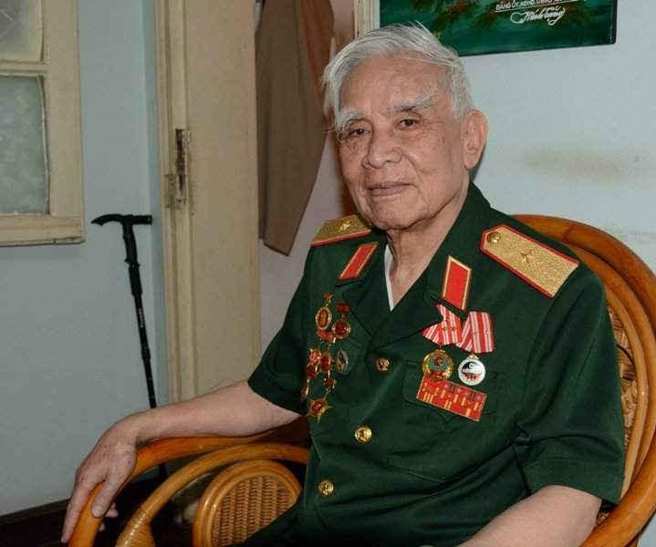 Thiếu tướng Trần Kinh Chi