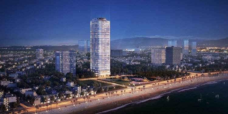 Phối cảnh Dự án TMS Luxury Hotel & Residences Quy Nhon