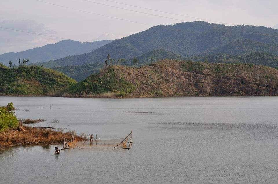 Một góc lưu vực sông Hồng - Thái Bình