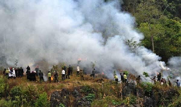Tủa Chùa – Điện Biên: Chủ động phòng cháy, chữa cháy rừng