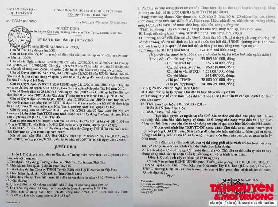 Hà Nội: Hàng chục hộ dân ''kêu cứu'' vì không được cấp sổ đỏ - Bài 2: Cần sáng tỏ nhiều uẩn khúc!