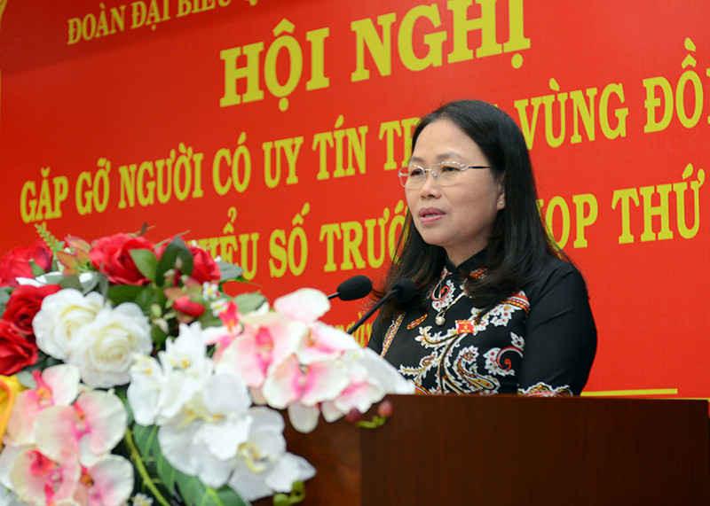 Bà Nguyễn Thị Yến