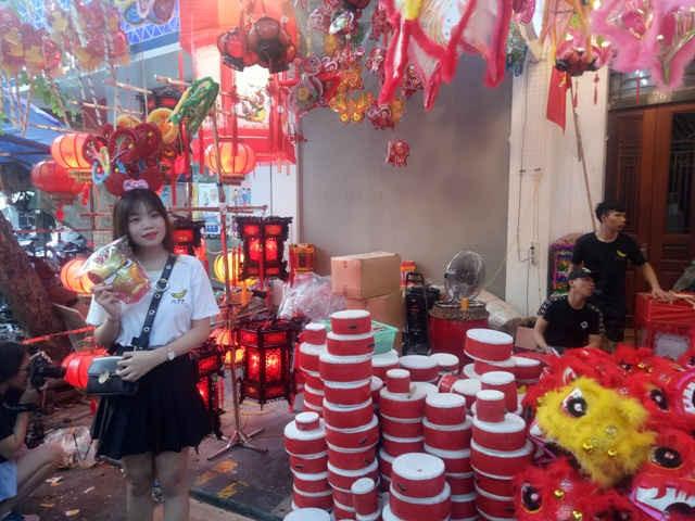 Thị trường Tết Trung năm nay ghi nhận sự đa dạng vê