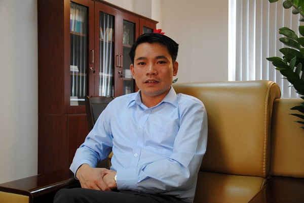 Ông Nguyễn Xuân Nhẫn Chánh Văn Phòng Ban PCTT&TKCN tỉnh Lào Cai