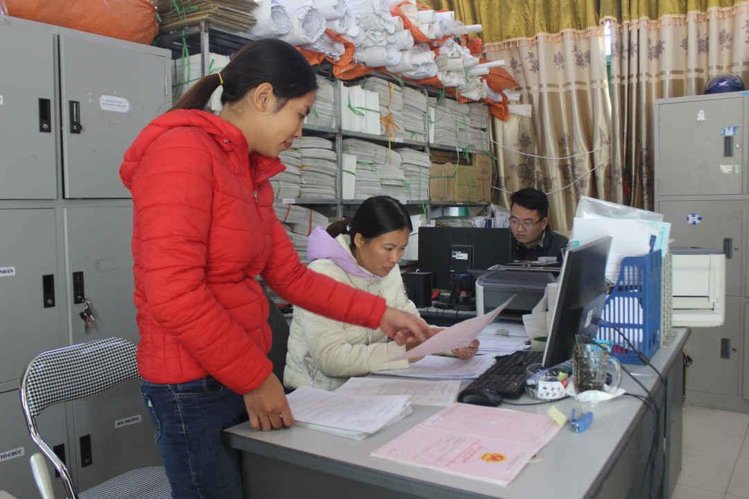 Từ khi Luật Đất đai 2013 có hiệu lực, công tác cấp Giấy CNQSDĐ trên địa bàn tỉnh Điện Biên đã có nhiều chuyển biến tích cực