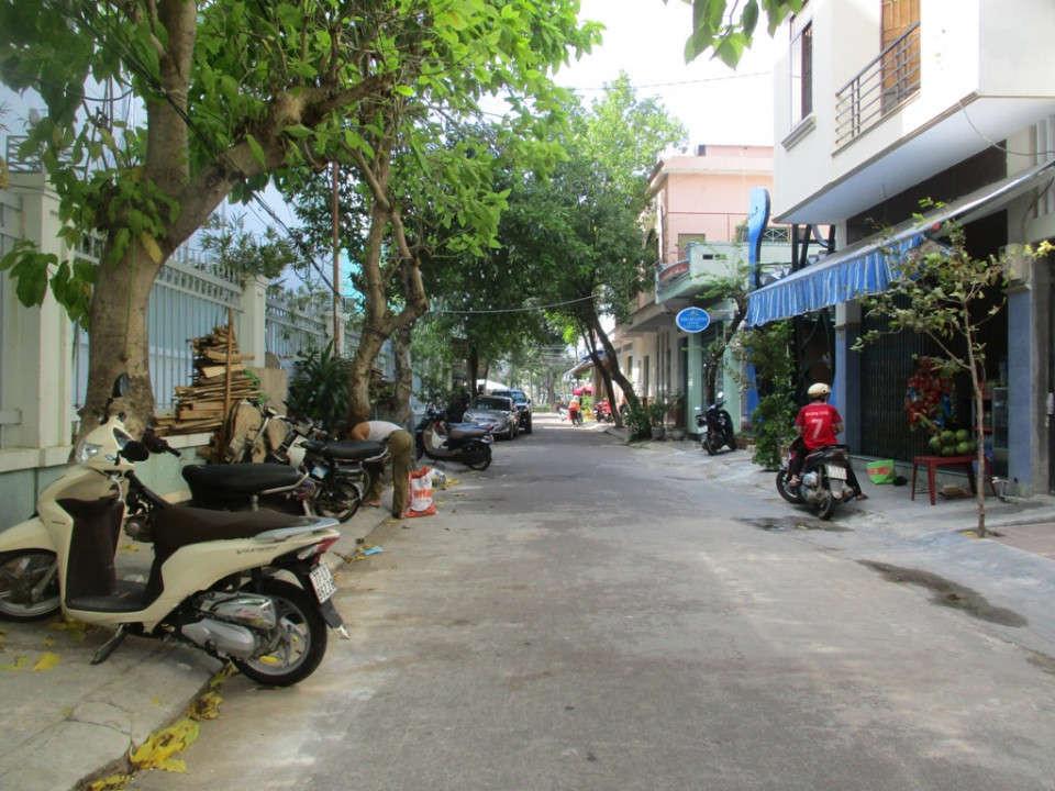 Khu dân cư đường Tô Vĩnh Diện bị ảnh hưởng do mùi hôi và tiếng ồn phát ra từ Bệnh viện Đa khoa tỉnh Bình Định - phần mở rộng