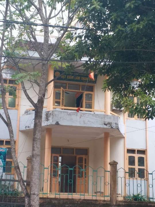 Lchau ảnh 2 Trụ sở Hạt kiểm lâm huyện Than Uyên