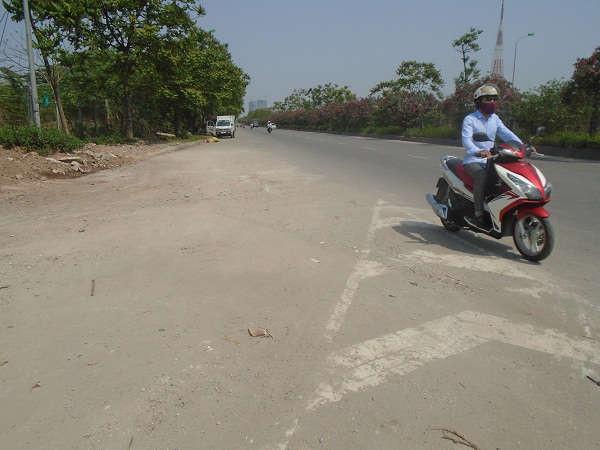 2 khu vực đạt chất lượng không khí tốt trong ngày đầu năm mới tại Hà Nội