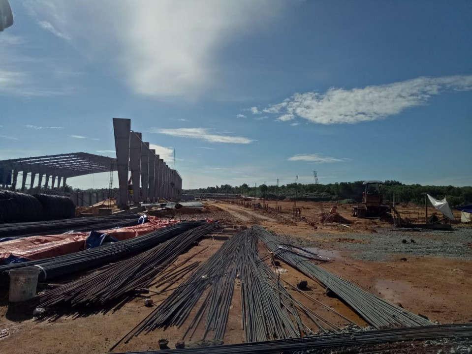 Dự án nhà máy rác Nghĩa Kỳ sau nhiều lần gia hạn vẫn chưa hoàn thành