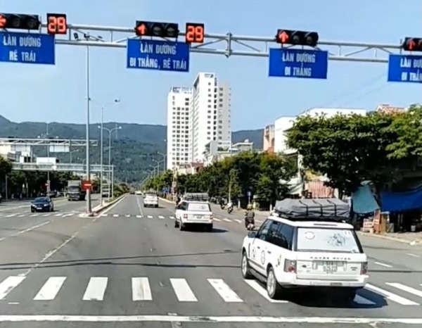 Đoàn xe vượt đèn đỏ ở Đà Nẵng là đoàn xe thuộc công ty CP Tập đoàn Trung Nguyên.
