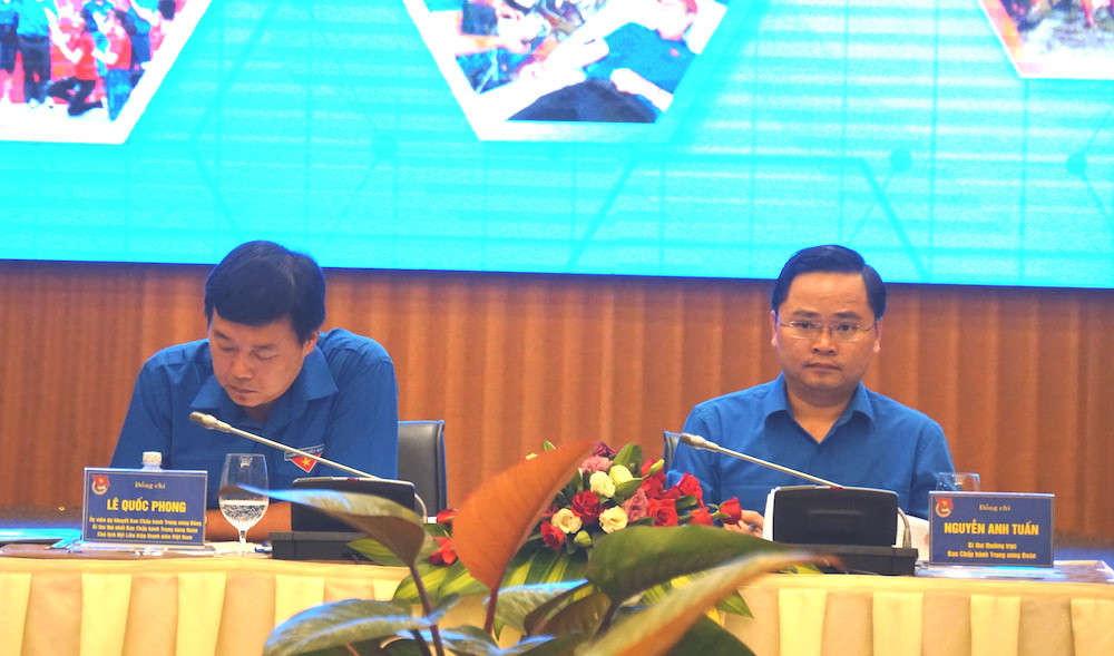 Lãnh đạo Trung ương Đoàn Thanh niên Cộng sản Việt Nam chỉ đạo Hội nghị tổng kết Tháng Thanh niên năm 2019