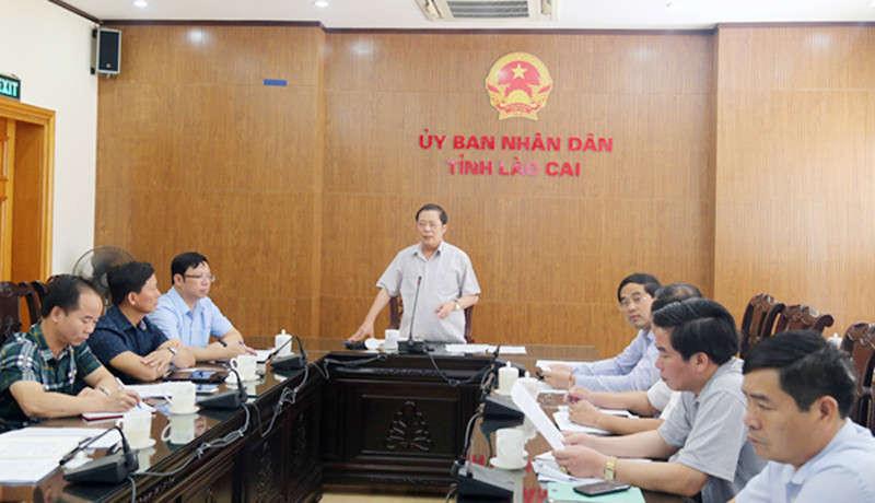 Lào Cai sẽ dùng 500 triệu đồng từ nguồn xã hội hóa để hỗ trợ toàn bộ diện tích sản xuất nông nghiệp nhường nước cho sinh hoạt của người dân.