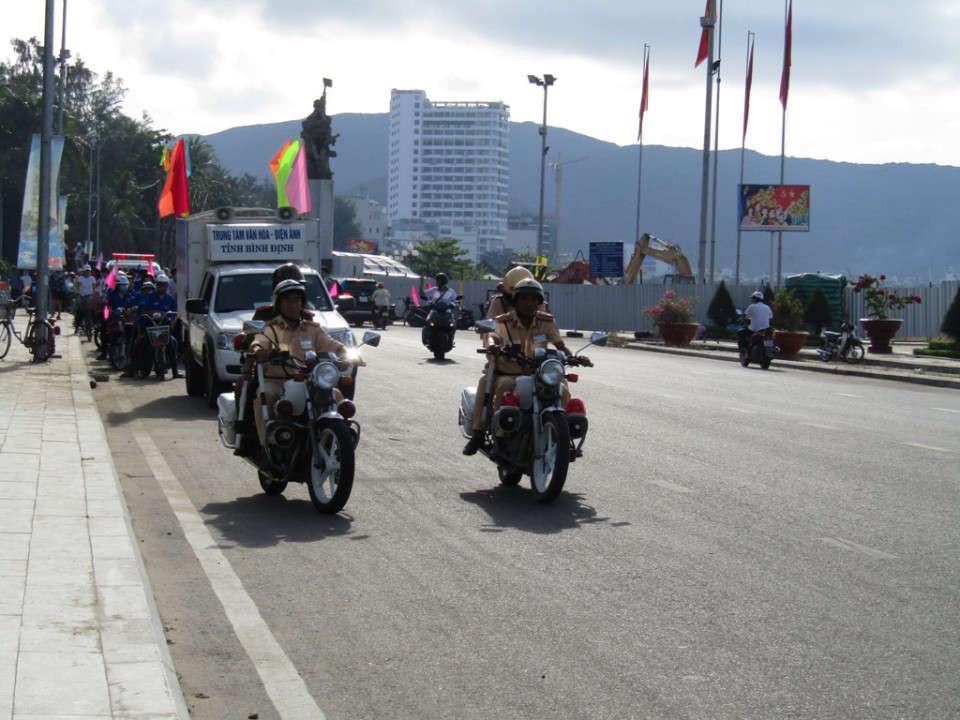 Diễu hành kêu gọi toàn dân tham gia hưởng ứng Tuần lễ biển và hải đảo Việt Nam, Ngày Môi trường thế giới, Ngày Đại dương thế giới