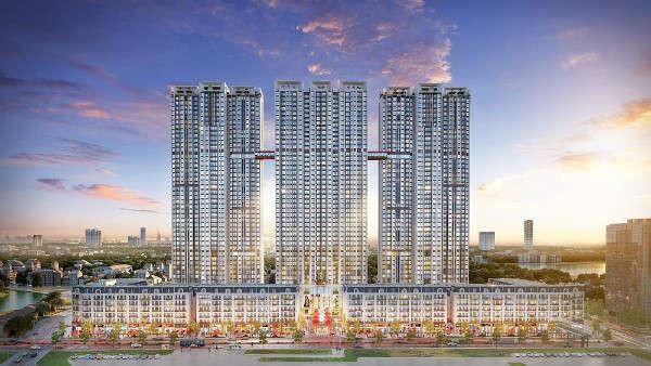 (Ảnh minh họa: Văn Phú – Invest mở bán dự án The Terra An Hưng vào tháng 06/2019)