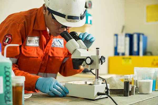 Masan Resources có kế hoạch đào tạo và phát triển các chuyên gia người Việt trong ngành vật liệu công nghệ cao.