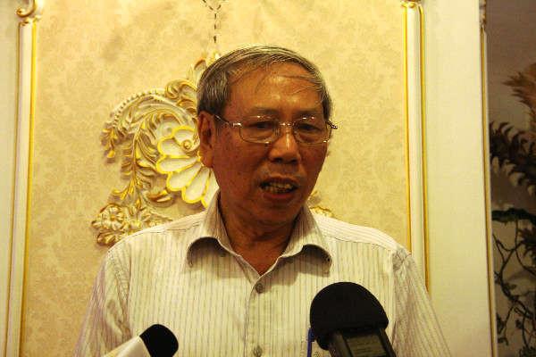 GS Hoàng Xuân Cơ – Khoa Môi trường Đại Học Khoa Học Tư Nhiên, ĐHQG Hà Nội chia sẻ với phóng viên Báo TN&MT