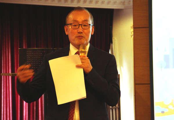 TS Park Kidong – Trưởng đại diện WHO tại Việt Nam