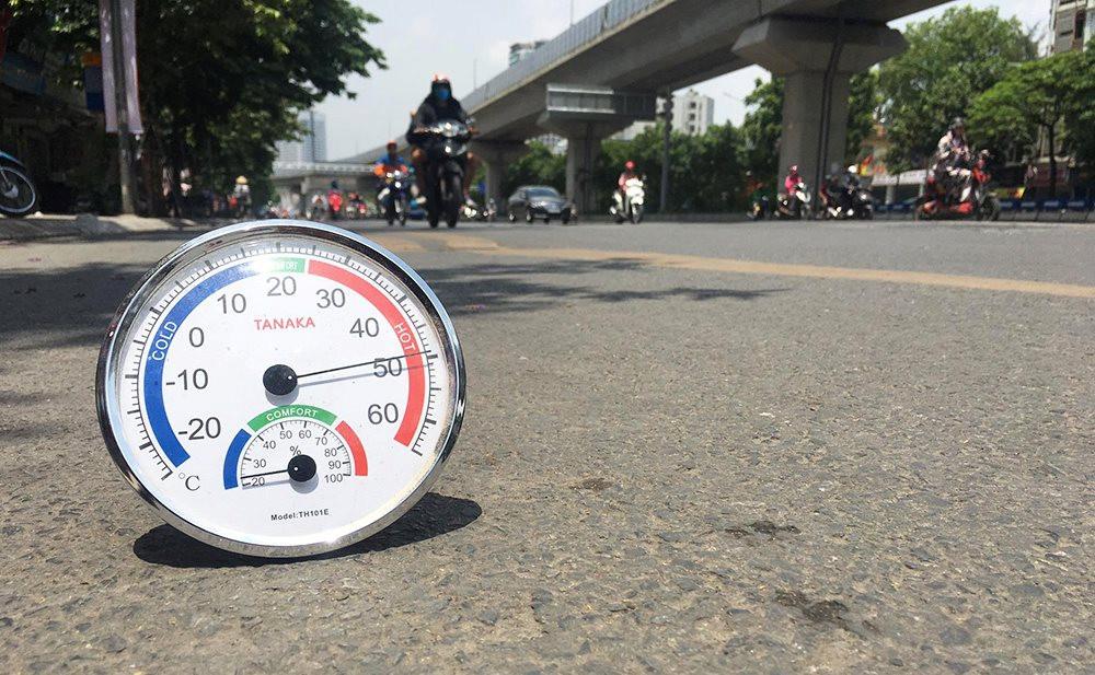 Dự báo thời tiết 12/5: Nắng nóng gay gắt trên cả nước, có nơi trên 40 độ C