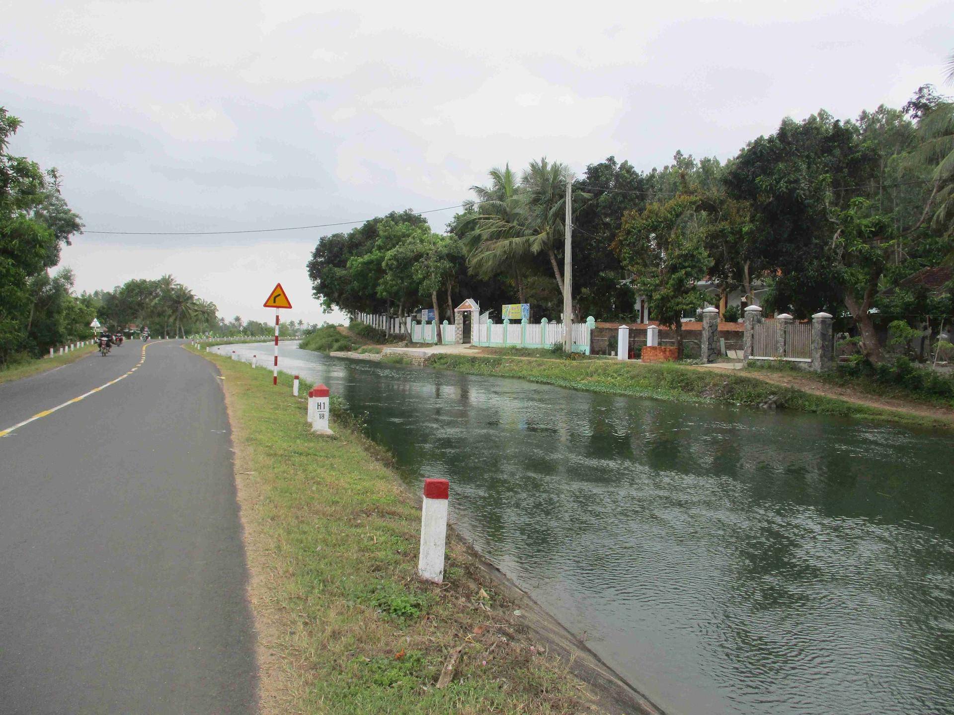 Phú Yên thực hiện nghiêm Luật Tài nguyên nước năm 2012