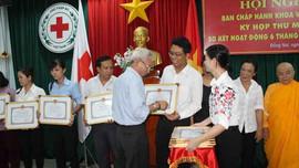 Lần thứ ba Vedan Việt Nam nhận Bằng khen về công tác xã hội từ thiện