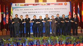 Hội nghị Bộ trưởng Asean về khoáng sản lần thứ 5 (AMMIN 5)