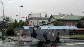 Siêu bão Nepartak tiếp tục tàn phá miền Đông Trung Quốc