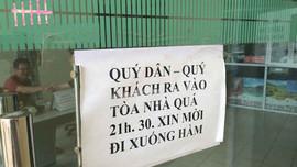 KĐT mới Yên Hòa: Quá 21h30, dân phải đi vào nhà bằng lối tầng hầm