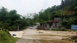 Lào Cai: Khẩn trương di dân ra khỏi vùng nguy cơ thiên tai