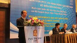 IPCC đề nghị giới khoa học Việt Nam cùng đánh giá tác động BĐKH