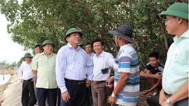 Bí thư Tỉnh ủy Quảng Trị: Dừng ngay dự án nạo vét cát tại Cửa Việt