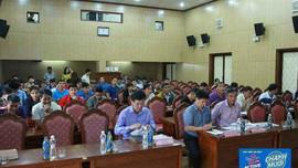 86 đội bóng tham gia giải bóng đá học sinh Hà Nội tranh Cup Number 1 Active