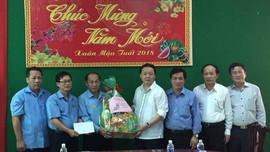 Bộ trưởng Trần Hồng Hà trao tặng quà Tết tại Trung tâm Công tác xã hội tỉnh Bà Rịa – Vũng Tàu