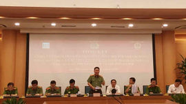Thứ trưởng Bộ Công an: Hà Nội cần có chế tài mạnh xử lý các vi phạm PCCC