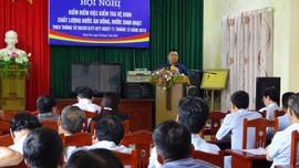 Hưng Yên: Siết chặt quản lý chất lượng nước sạch đối với các cơ sở cấp nước tập trung