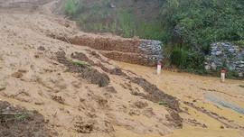 Các huyện miền núi Thanh Hóa thiệt hại nặng sau bão số 4, các địa và đang khẩn trương khắc phục hậu quả