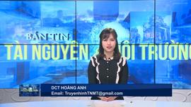 Bản tin TN&MT số 39/2018