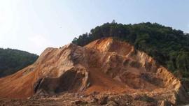 """Lãnh đạo tỉnh Hòa Bình yêu cầu báo cáo vụ """"đất tặc"""" lộng hành ở huyện Lương Sơn"""