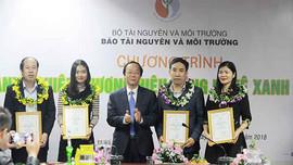 Tôn vinh Doanh nghiệp, thương hiệu công nghệ xanh Việt Nam 2018