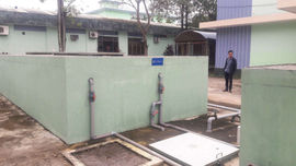 Đà Nẵng: Bị dân phản đối, lò đốt rác thải y tế nằm im 10 năm