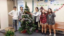 Không khí Tết của những du học sinh Việt ở trời Tây