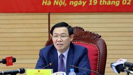 Phó Thủ tướng Vương Đình Huệ: Phải tăng cường phối hợp, kết nối hệ thống thông tin giữa Một cửa quốc gia với các Bộ, ngành