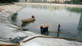 Hà Nội: Lập danh mục các hồ cần xử lý ô nhiễm theo thứ tự ưu tiên
