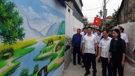 Vĩnh Phúc: Phát động cuộc vận động cải tạo hệ thống thu gom nước thải ở khu dân cư